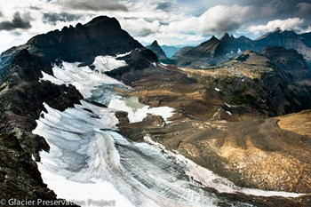 Chaney Glacier
